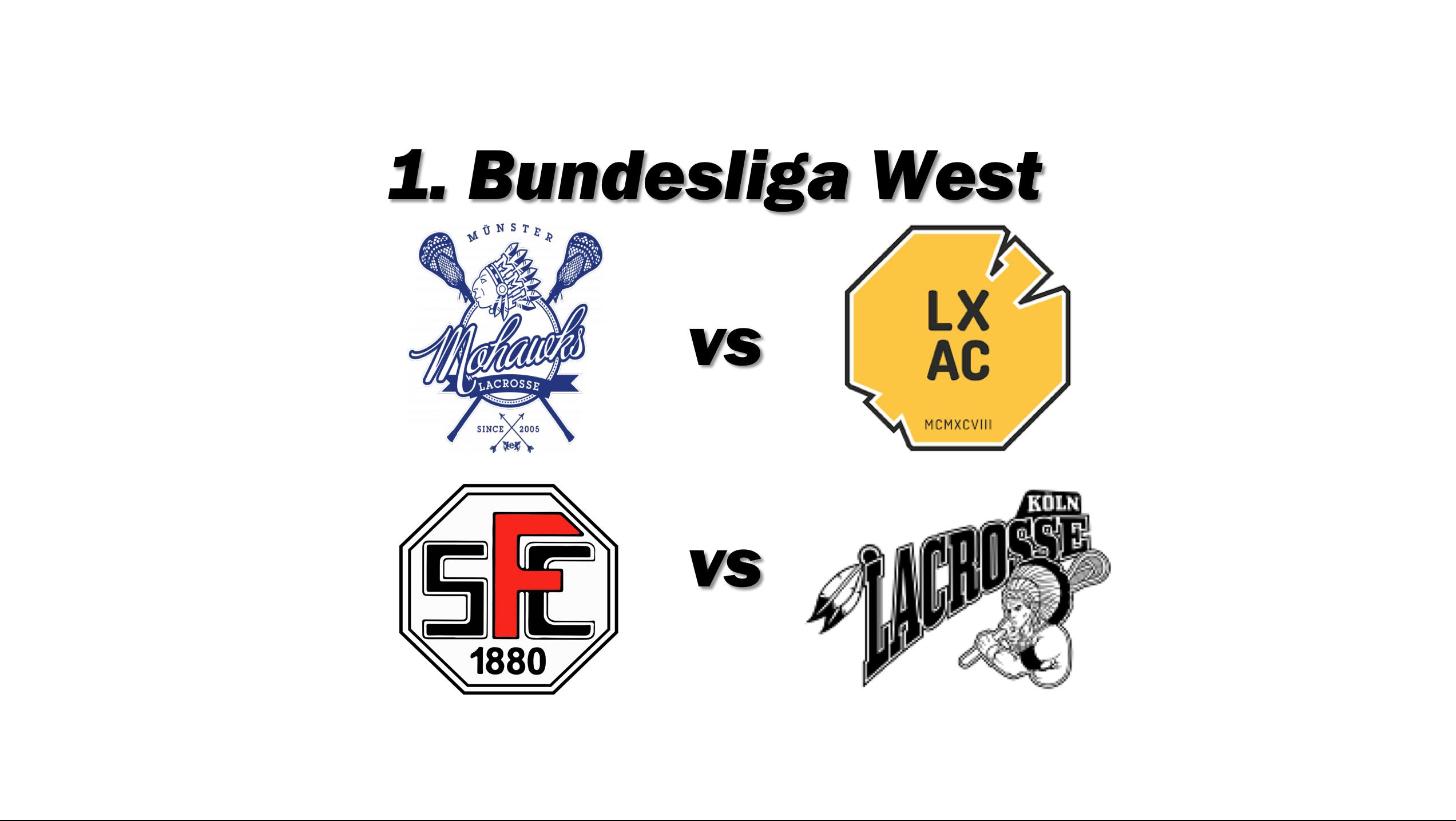 Überraschung in der 1. Bundesliga West der Damen