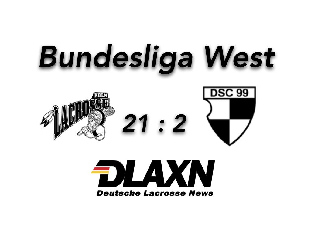 Köln siegt souverän gegen Düsseldorf