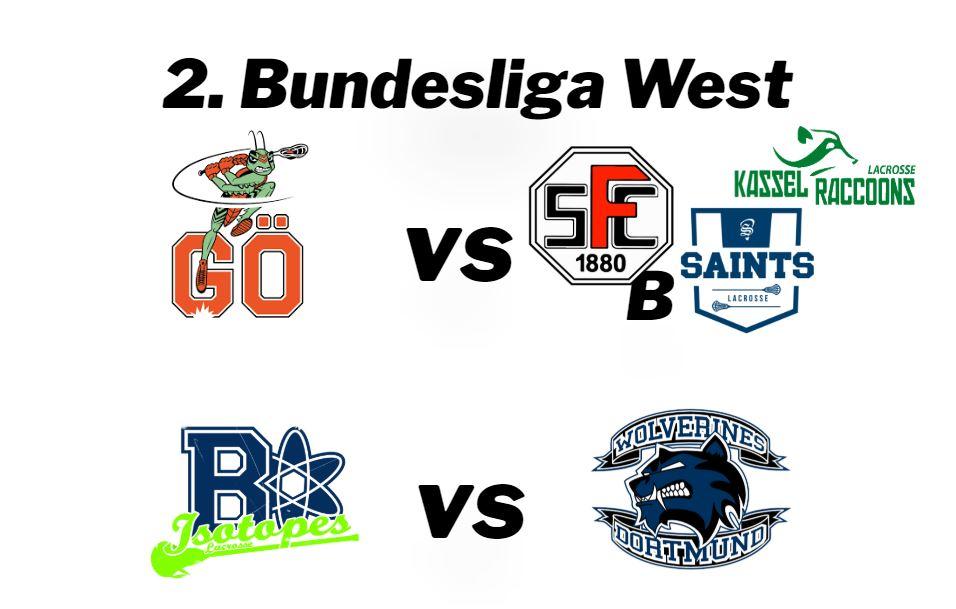 2. Bundesliga West