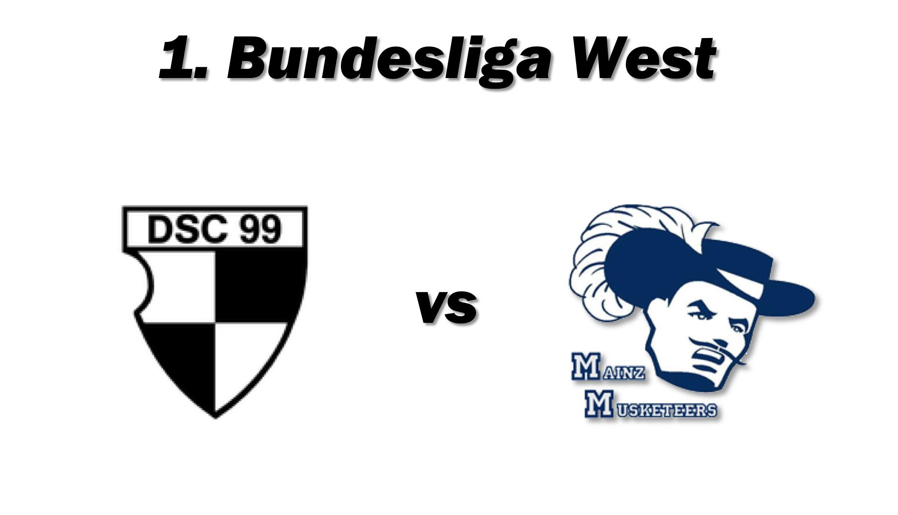 Spannendes Spiel in der Bundesliga West