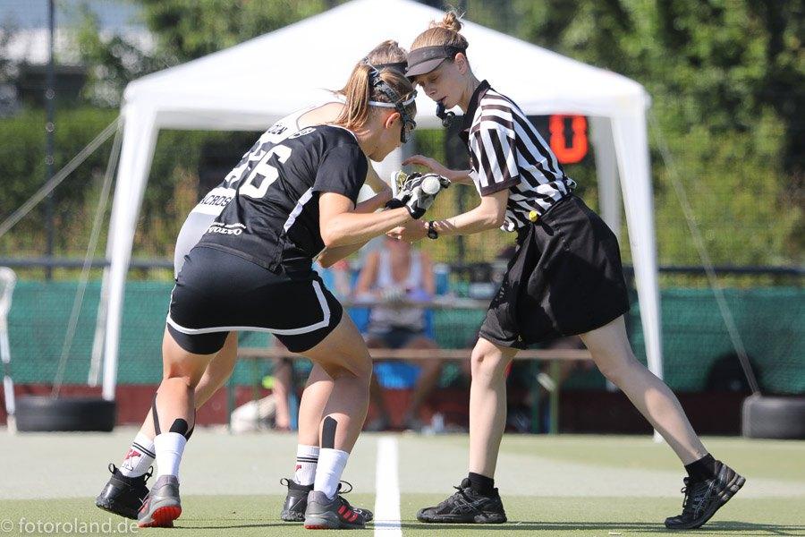 Neues Regelwerk im Damen Lacrosse