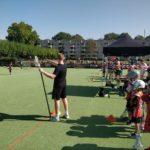 Großer Jugendspieltag in Frankfurt