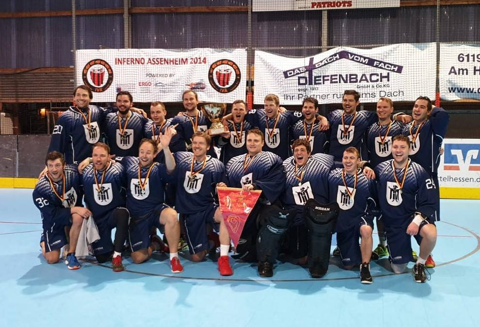 Neuer Deutscher Meister im Indoor Lacrosse