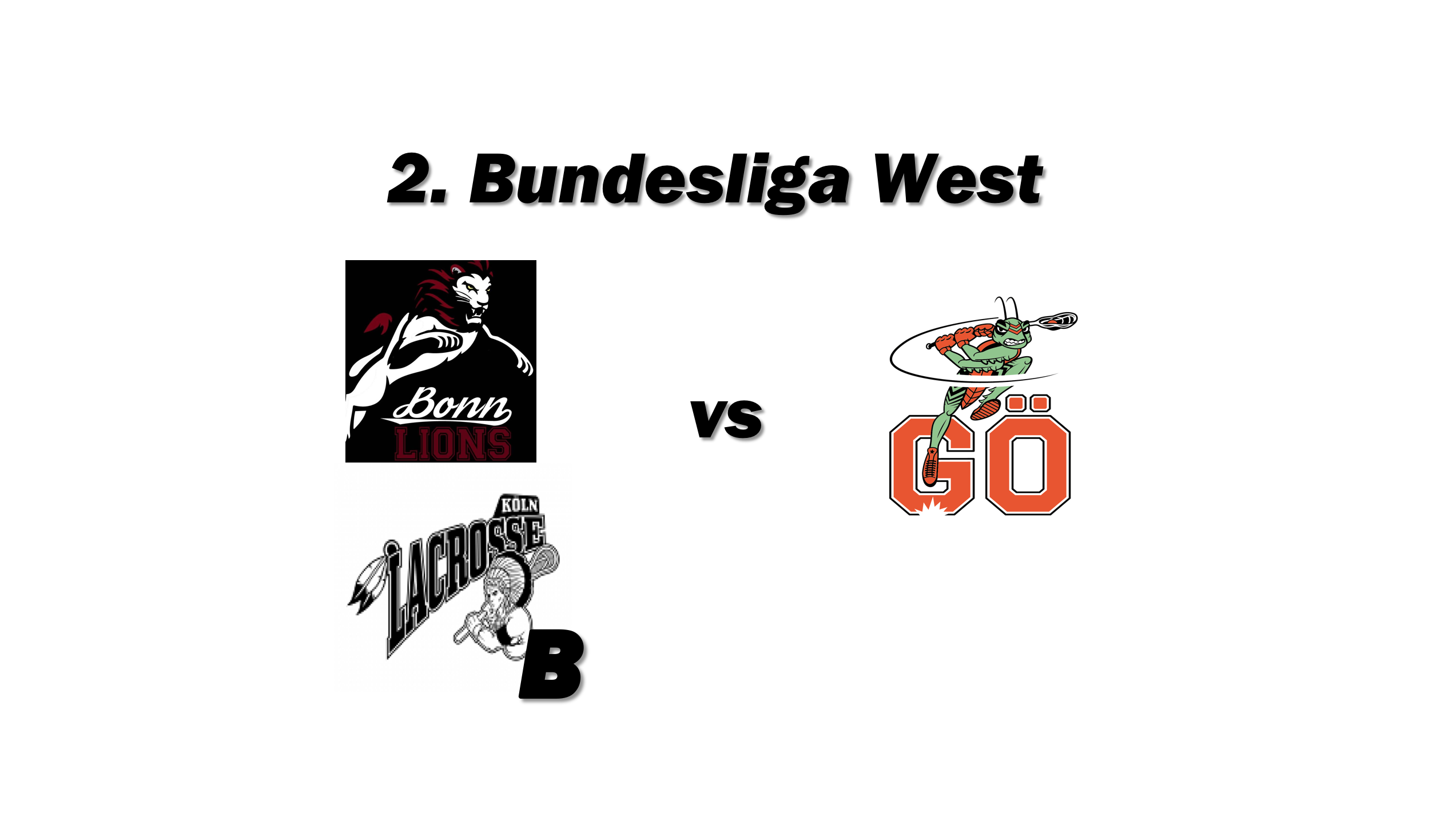 2. Bundesliga West der Damen