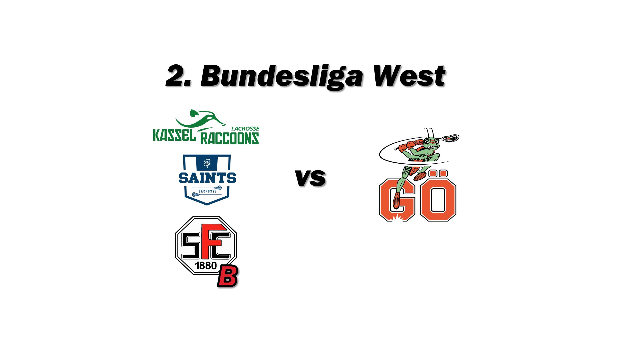 2. Bundesliga West der Damen