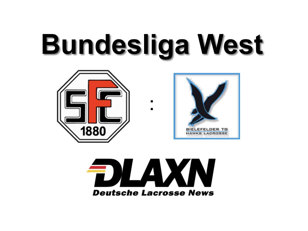 Frankfurt lässt Bielefeld keine Chance