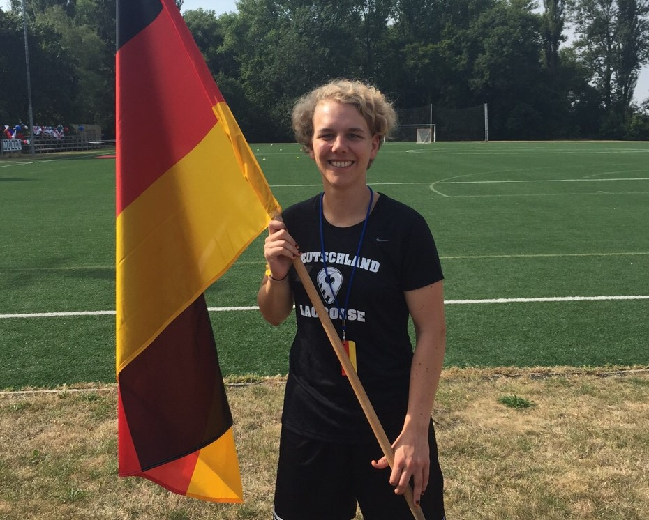 Interview mit Nationalspielerin Britta Goldenstein