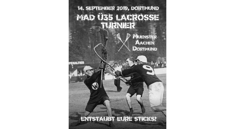 Großes ehemaligen Turnier in Dortmund