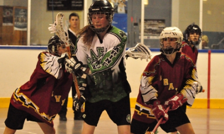 2020 she-BOX Women's Box Lacrosse Event