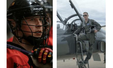Off-field #2 | Bundeswehr-Jetpilot Dennis Heerdt