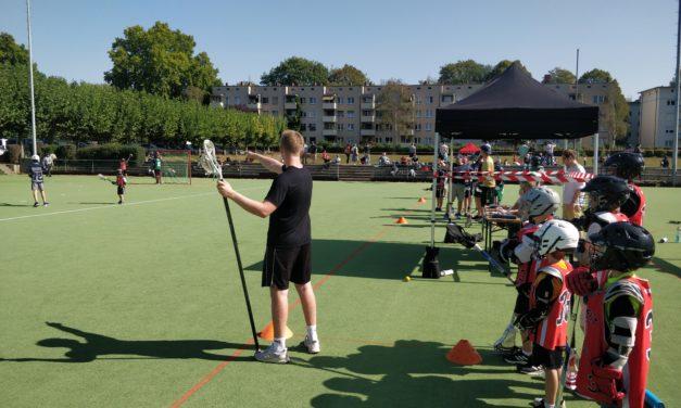 Jugend-Lacrosse Workshop