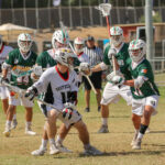 Individuelles Lacrosse Training