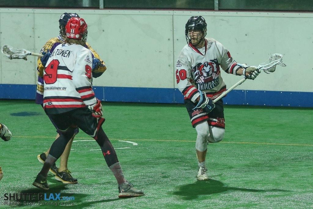 Roope Jokela two Man Game with Aaltonen in Prague