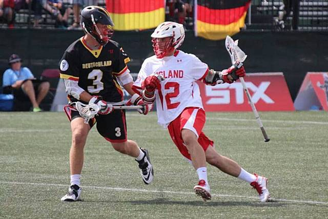 Glenn Humphreys – about german Lacrosse, several golds at european championships and his passion for the Game