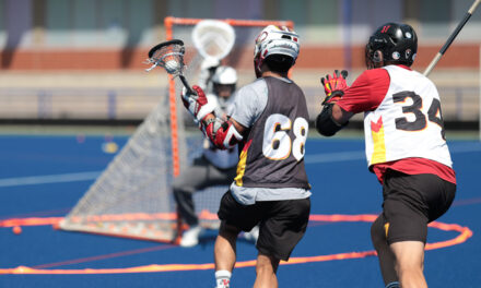 Lacrosse bei den olympischen Spielen?