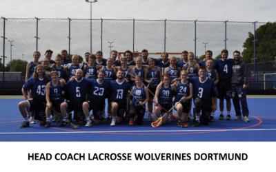 Dortmund Lacrosse Head Coach