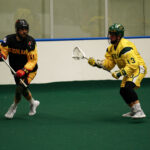 Trainingskader der Herren Box-Lacrosse Nationalmannschaft